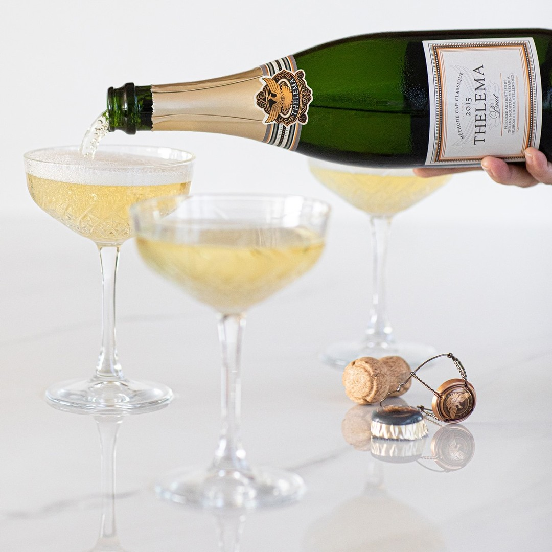 Make winter sparkle with Thelema. In collaboration with the Cap Classique Association @capclassique_sa, one lucky person stands a chance to win two bottles of our Cap Classique and a bubbly stopper by answering the following question: What variety(s) is our Cap Classique 2015 made of?How to enter:1.Follow @CapClassique_SA and @thelemawines 2.Like this post3.Answer the question above in the comment section4.Add this post to your story for an extra entryT's & C'sOnly open to SA residents 18 and olderCompetition ends on Sunday, 25 July 2021Winner will be announced on Monday, 26 July 2021Prize will be delivered once alcohol restrictions have been lifted.#thelemawines #drinkthelema #competition #giveaway #winelovers #capclassique #bubbly #bubblylovers #stellenbosch #southafrica